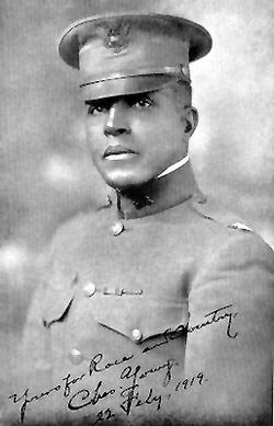 Col. Charles Young