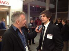 'First in Flight' Director, Brandon Hess, talks with WYSO's Jerry Kenney