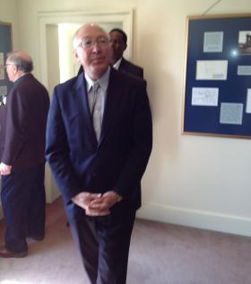 Secretary of the Interior, Ken Salazar