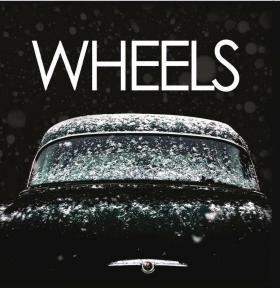 The cover for Wheels' new album