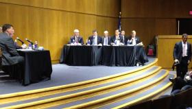 Turner heads congressional panel at UAS hearing