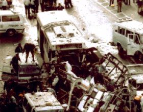 Hamas claimed responsibility for this 1996 suicide bombing in Jerusalem that killed 26 Israelis in addition to the Palestinian bomber. The phenomenon of suicide bombing remains poorly understood by most Americans.