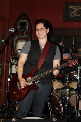 Ashley Stacy of Gathering Mercury