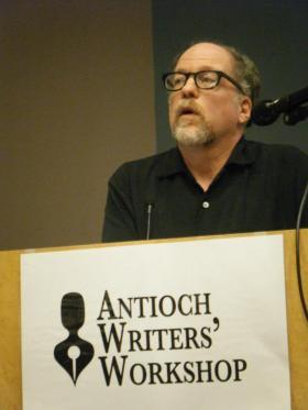 Matthew Goodman at the Antioch Writers' Workshop