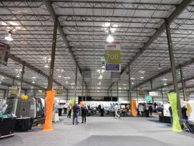 The Advanced Manufacturing Technology Trade Show in October showcased new technologies driving the manufacturing sector.