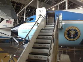 Kenney's Air Force One