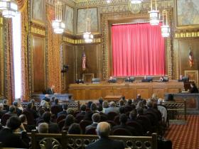 Ohio Supreme Court prepares to hear JobsOhio case.