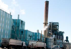 Cargill's plant in Dayton