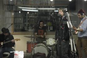 The Motel Beds live on Kaleidoscope