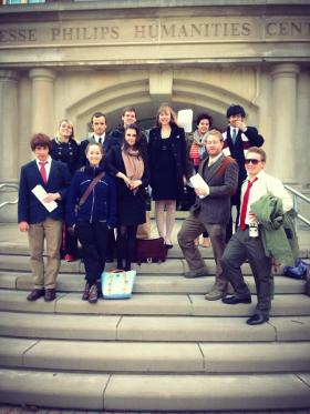 Antioch College's Speech and Debate Club