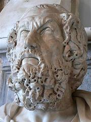 Bust of Homer