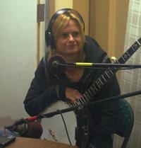 Alison Brown live in the WYSO studio