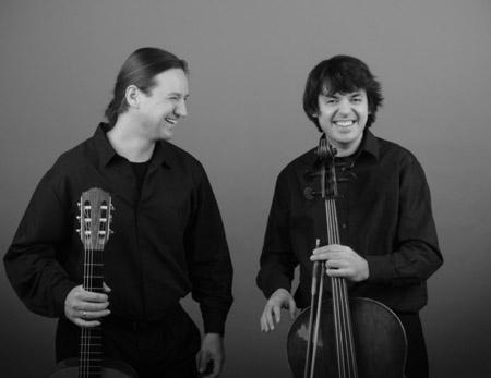 The Richter Uzur Duo