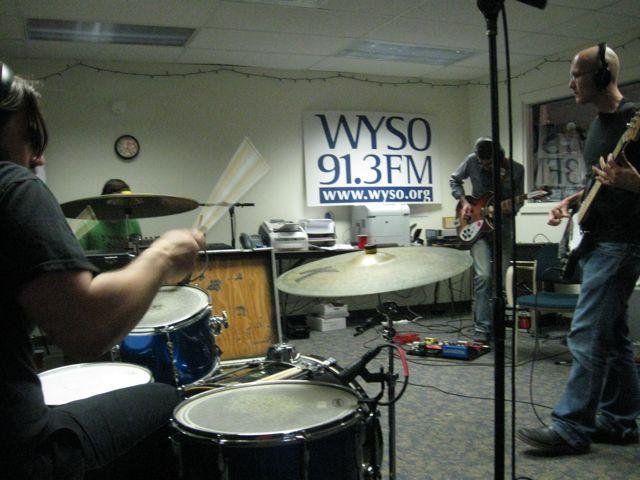 Captain of Industry performs live at WYSO