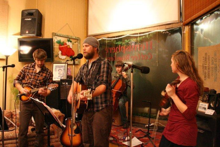 Daniel Dye and the Miller Road Band