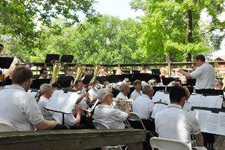 The Ohio Valley British Brass Band