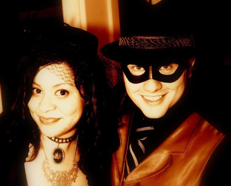 Lisa Bunny and Todd the Fox