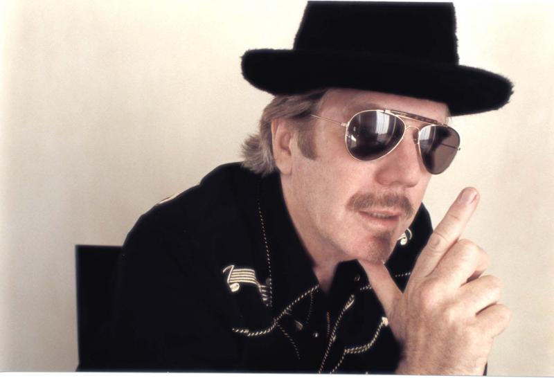 Dan Hicks in 2004