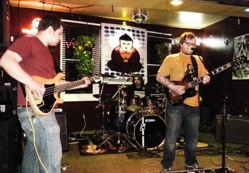 We Were Animals performing live at South Park Tavern
