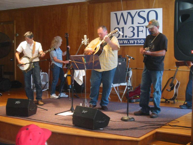 Miami Valley's Most Wanted performs at WYSO