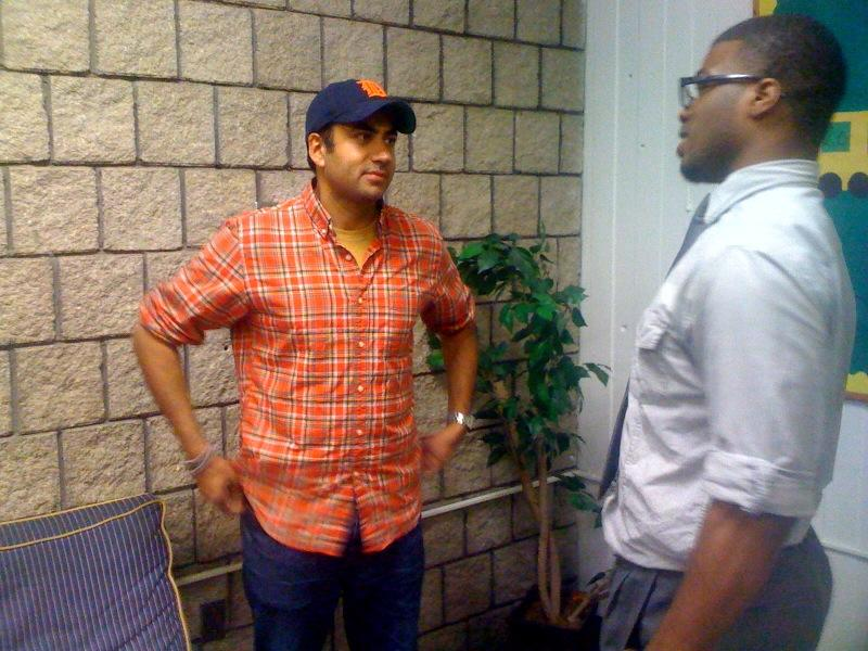 Kal Penn at Wilberforce