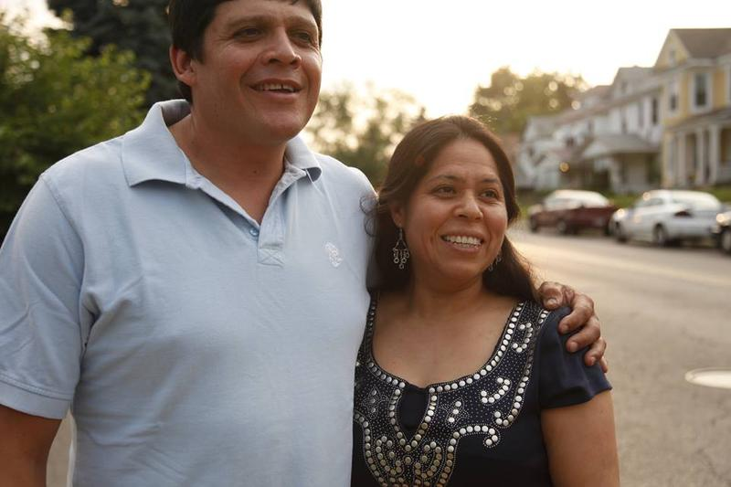 Francisco & Maribel Arias-Hernandez