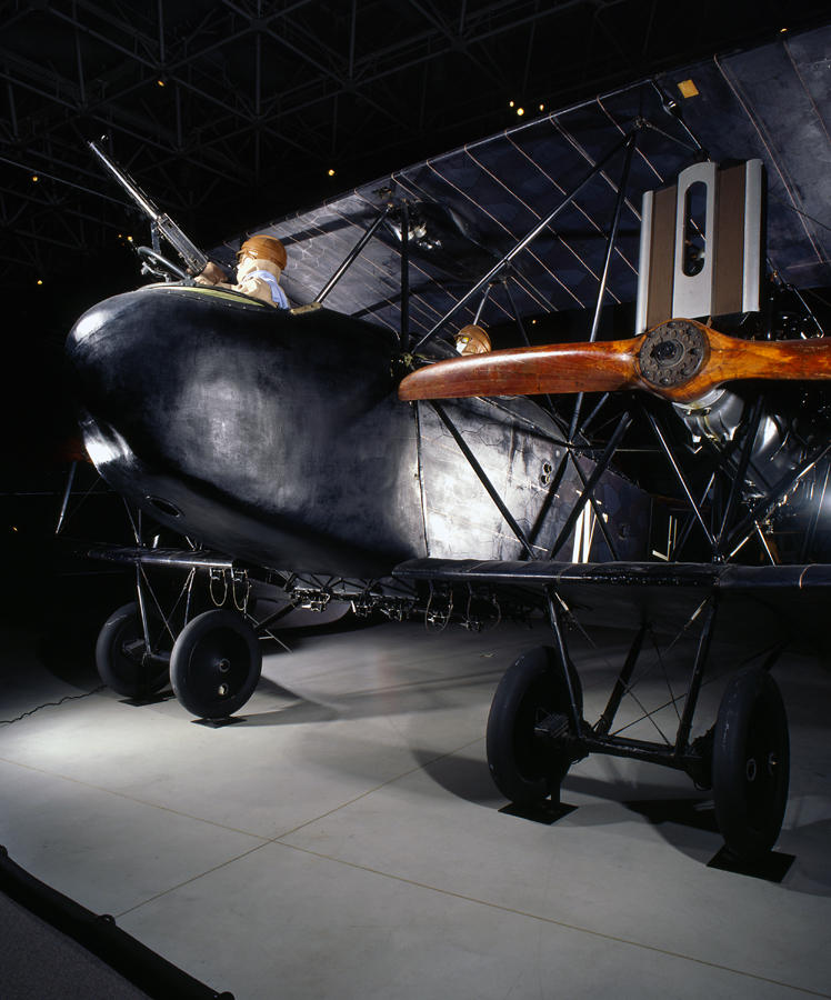 German Multi-engine Bomber on exhibit at the Canada Air & Space Museum, Ottawa, Ontario