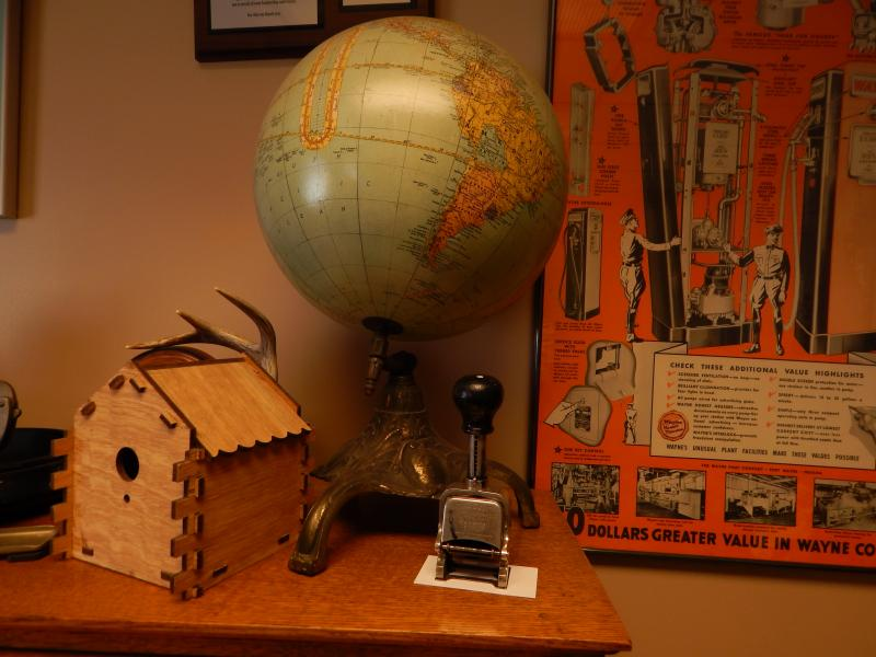 More from Steve Staub's collection of things made in Dayton.