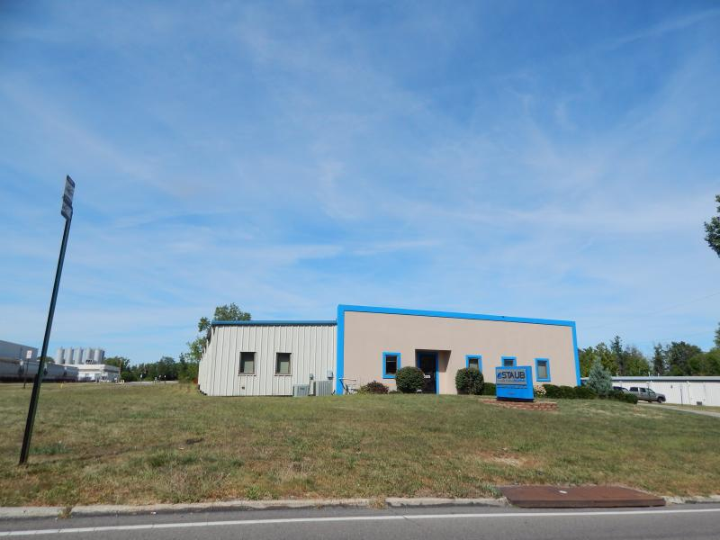 Staub Manufacturing Solutions is located near the I-70/I-75 interchange in Dayton.