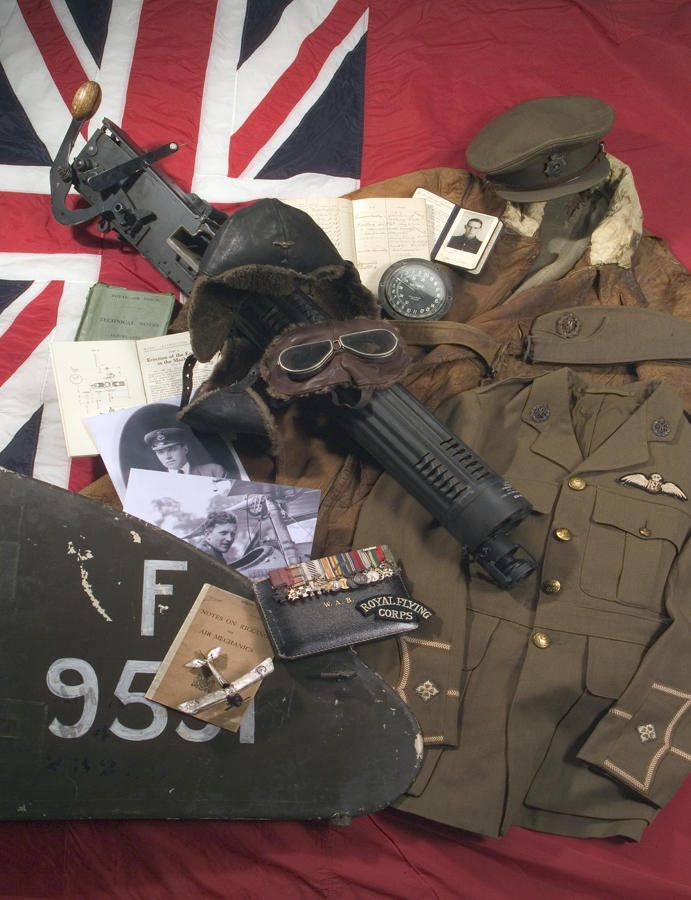 British WWI Artifacts
