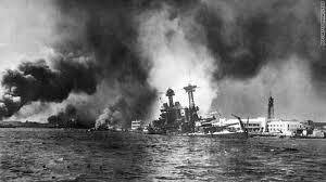 Carnage at Pearl Harbor