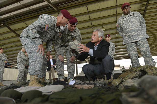 secretary of defense chuck hagel pentagon