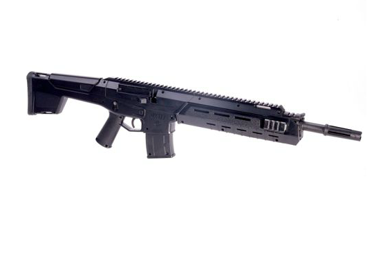 "A partial description of the Crosman MK-177 Tactical Air Rifle John Crawford picked up from a Wal-Mart shelf says the gun ""is useful for both target practice when perfecting your aim and for going after small game."""
