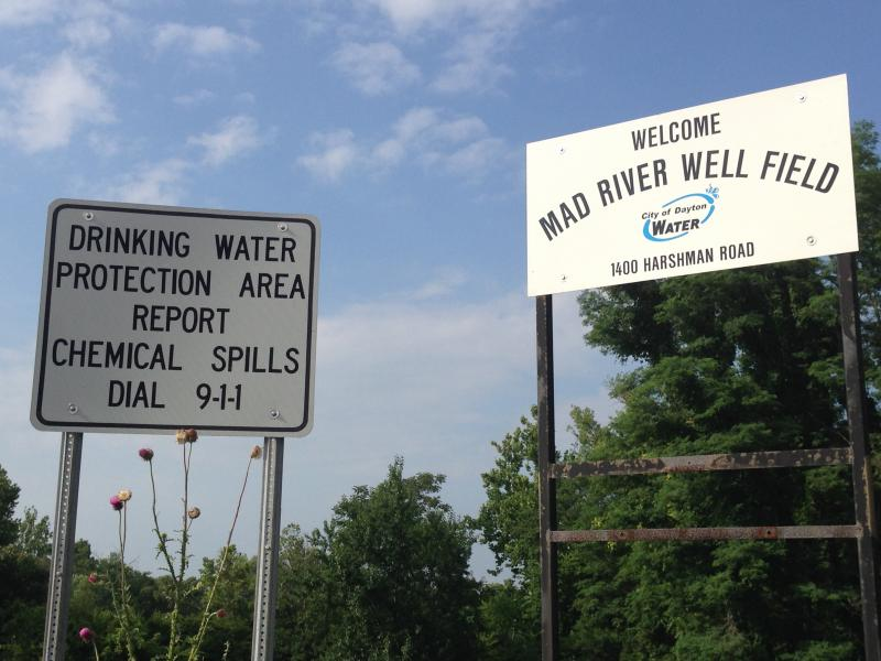 Dayton's wellfields supply water for an estimated 400,000 people in the area.