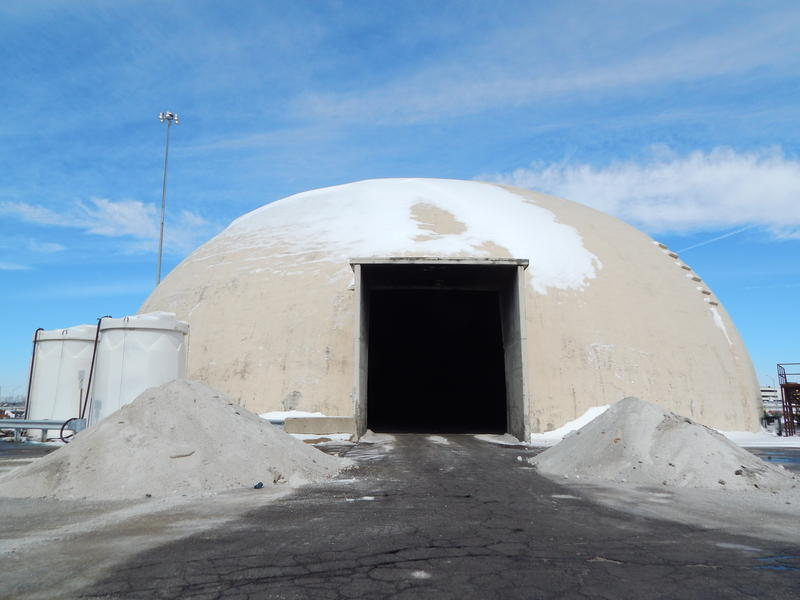 Montgomery County purchased 13,000 tons of road salt last winter, up from a usual average of 10,000 pounds.