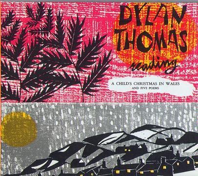 Caedmon Records' recording of Dylan Thomas reading his work