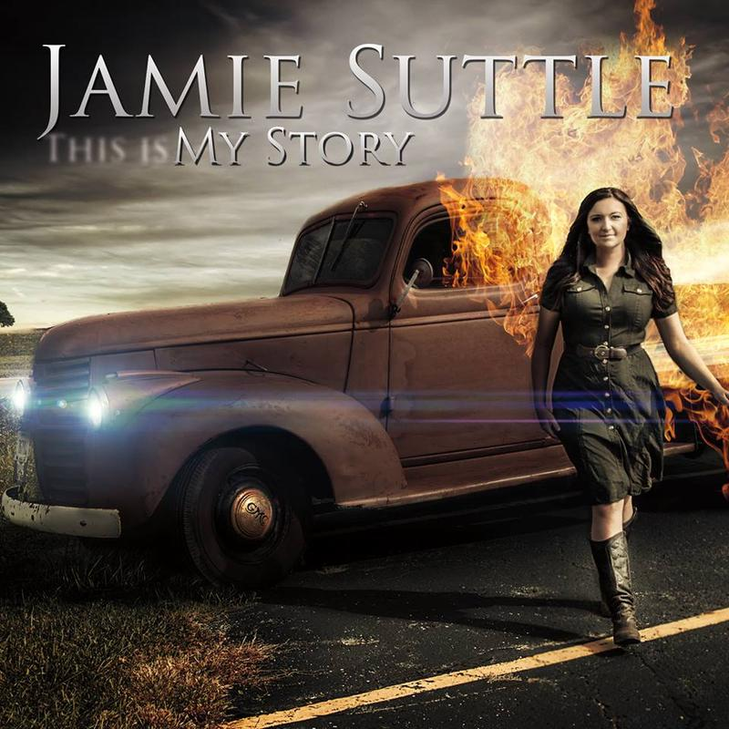 Jamie Suttle's latest album, This Is My Story, is available now
