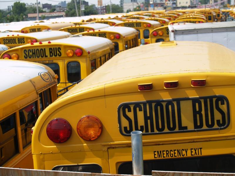 The Ohio Supreme Court is considering the role of the school bus driver for student safety.