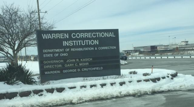 Warren Correctional Institution in Lebanon, Ohio