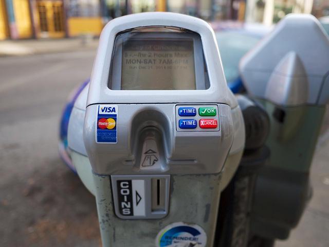 Cincinnati's new parking meters include data analytics to help price parking according to demand.