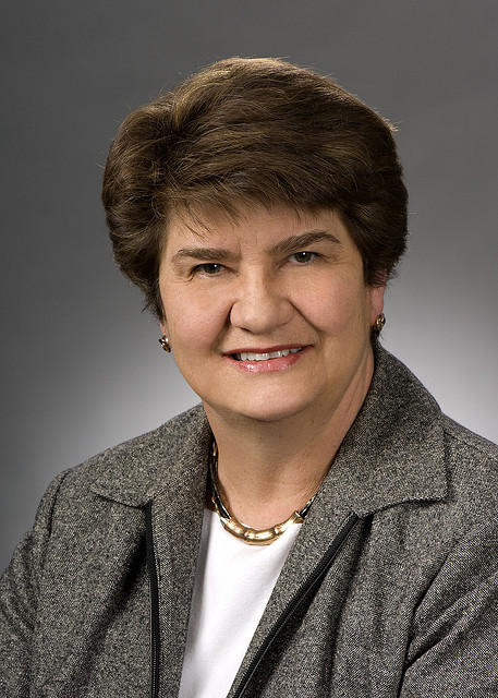 State Senator Peggy Lehner heads the Senate Education Committee.