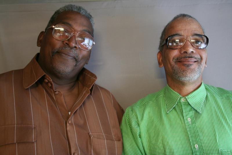 Frank Porter and Frank Dixon
