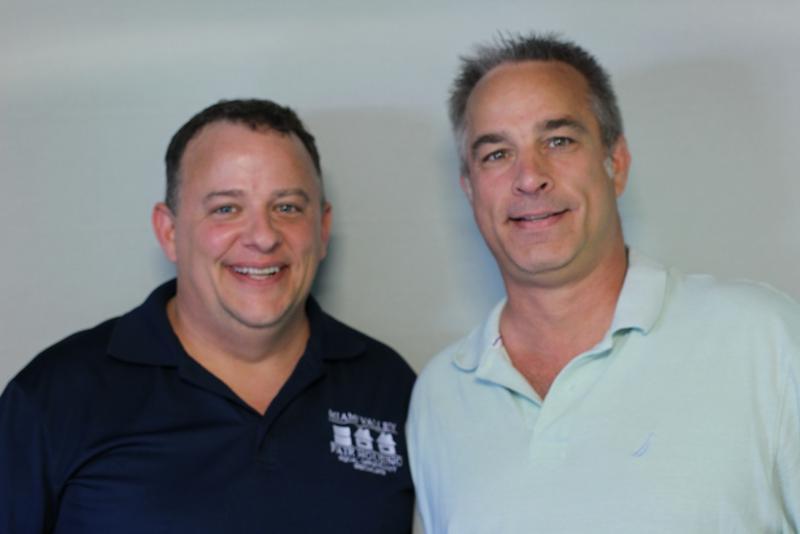 Jim McCarthy and David Dailey