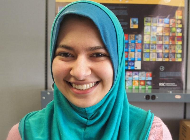 Fatema Ahmed