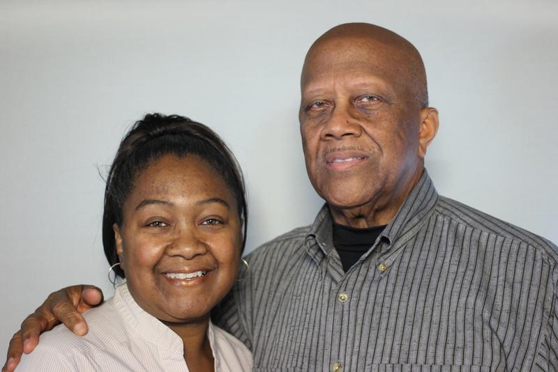Sophia Johnson and Jim Johnson