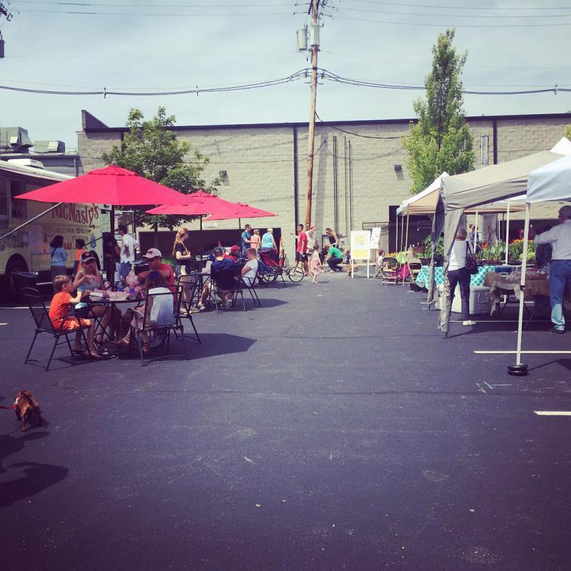 The Oakwood Farmers' Market