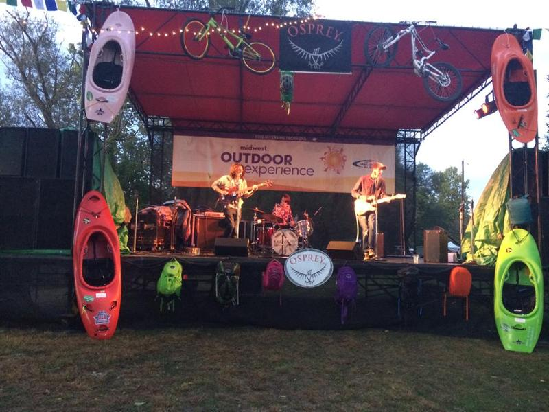 Midwest Outdoor Experience brings music and outdoor culture together