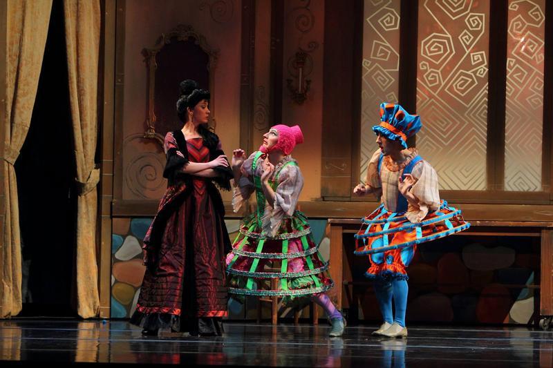 Dayton Ballet's Cinderella is on stage tonight