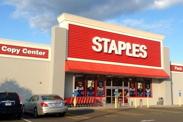 Staples is one of 300 companies that recently sent a letter to governors urging them to back the EPA's new plan to curb carbon dioxide emissions.