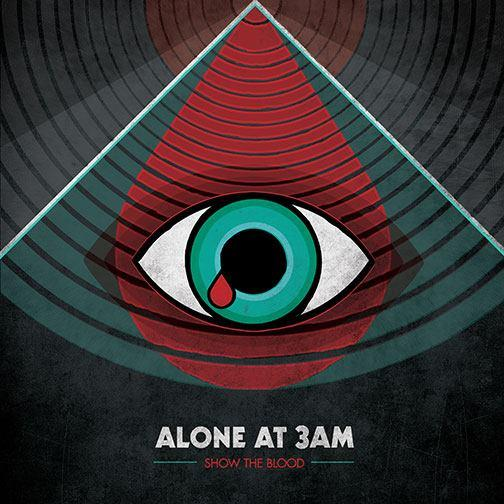 Alone at 3am's new album is available now